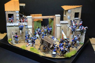 28mm - Brothers in arms - Part N°3
